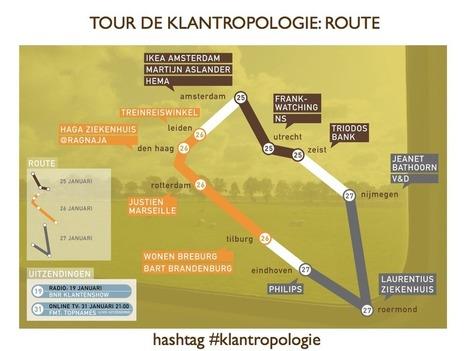 Tour de Klantropologie 25-27 januari   Books&More   Scoop.it
