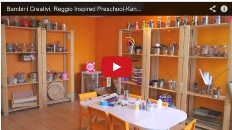 Learning Environment as the Third Educator | early childhood education and more | Scoop.it