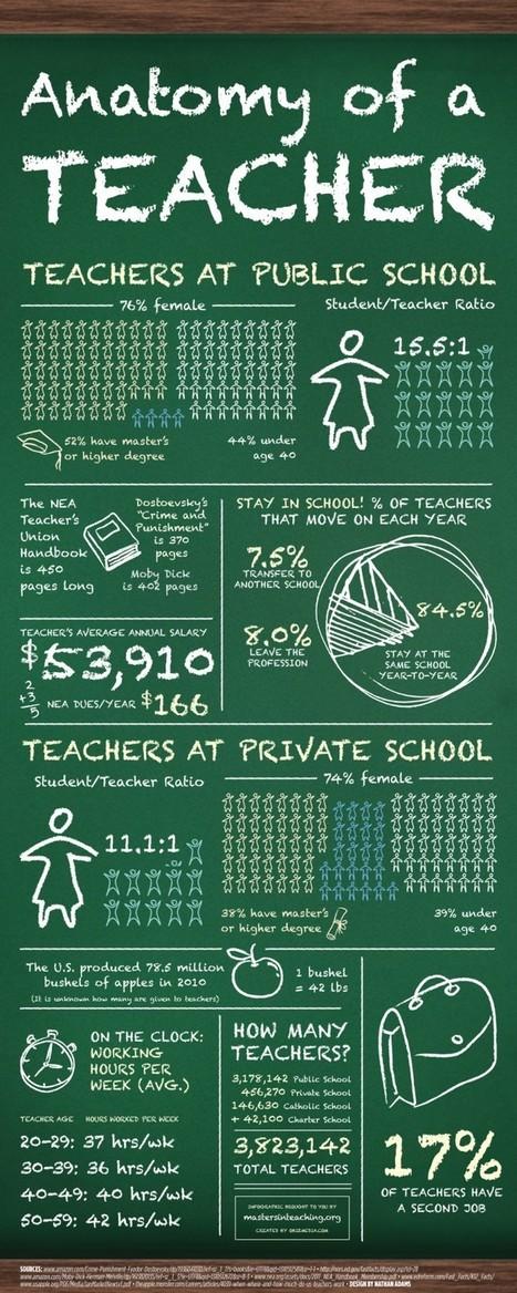 Public vs Private Schools: The Cold Hard Facts - Edudemic via @josiefraser   Banco de Aulas   Scoop.it