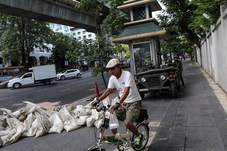Industrialization and Economic Development - Thailand Risks Inheriting Asia's Sick-Man Tag on Unrest: Economy | Human Geography | Scoop.it