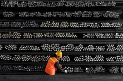China expects to lay off 1.8 million workers in coal, steel sectors | Asian Labour Update | Scoop.it