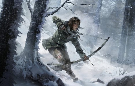 Réservation Rise of the Tomb Raider sur Jeux Précommande | Précommande et réservation de jeux vidéo | Scoop.it