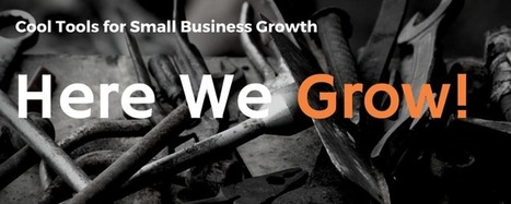 Tools for Small Business Growth | Small Business Marketing | Scoop.it