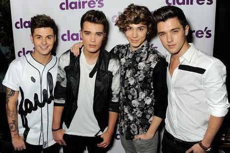 Union J and One Direction planning a lads' night out together - Mirror.co.uk | ONE DIRECTION | Scoop.it