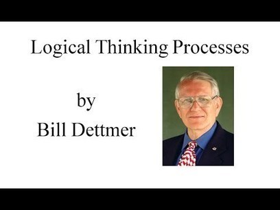 Logical Thinking Process video series by Bill Dettmer | Thinking processes | Scoop.it