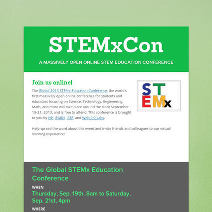 STEMxCon | The STEM Classroom | Scoop.it