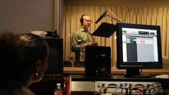Voice-over lessons convince columnist to keep his day job | Los Angeles Times | Sites by Doreen | Scoop.it