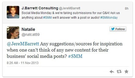 Inspiration Suggestions For Business Social Media Content Creation. | Real Estate and Real Estate Marketing | Scoop.it