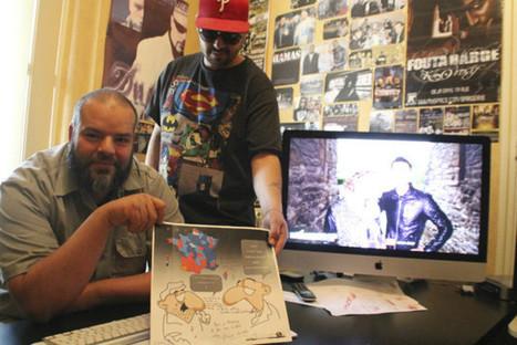 Laval Médiascop : les jeunes font un journal web-TV | Portails de CDI | Scoop.it