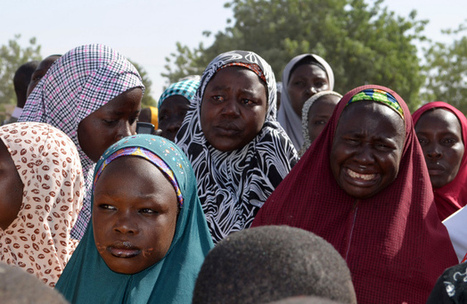 Africa in Transition » Kidnapped Girls Galvanize Nigerian Public | Mrs. Jennings AP Human Geography | Scoop.it