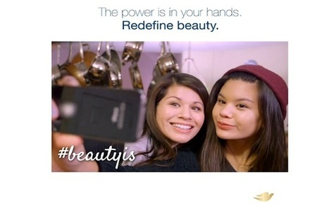 Beauty Redefined By Social Media - Business 2 Community | BRANDS | Scoop.it