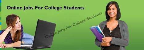 Online Jobs For University student - Make money Quick   Qube Info Solution Pvt. Ltd.   Scoop.it