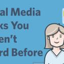7 Social Media Tricks You Haven't Heard Before   Réseaux sociaux   Scoop.it