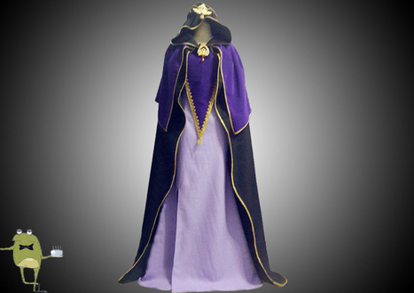 Fate/Stay Night Caster Cosplay Costume for Sale | Anime Cosplay Costumes | Scoop.it