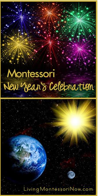 Montessori Monday – Montessori New Year's Celebration   Montessori Inspired   Scoop.it