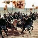 El caballo y los caballeros templarios   Las Cruzadas medievales   Scoop.it