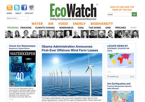 EcoWatch Partners with RebelMouse to Amplify Its Reach, Impact and Engagement | EcoWatch | Scoop.it