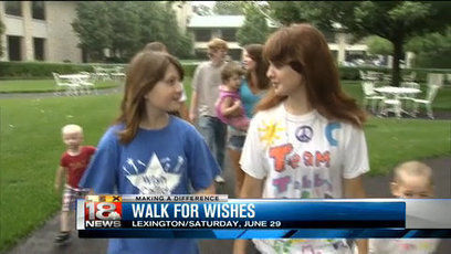 Making A Difference: Make-A-Wish Foundation - LEX18 Lexington KY News | The Official GODrive Media SCOOP! | Scoop.it