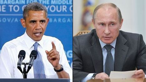 Obama cancels meeting with Putin amid Snowden tensions | Als Return to Education | Scoop.it