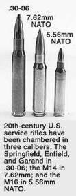 The M14/M1A - Four Decades of Service - Page One | Vietnam War Weapons | Scoop.it