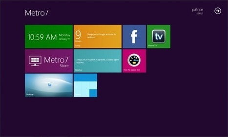 Metro Apps on Windows 7, that's Metro7! | Nova Tech Consulting S.r.l. | Scoop.it