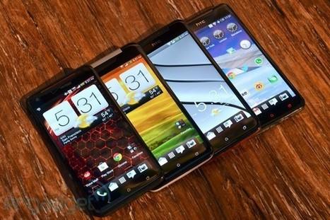 HTC Droid DNA vs. J Butterfly vs. Butterfly: fight! | Mobile Technology | Scoop.it