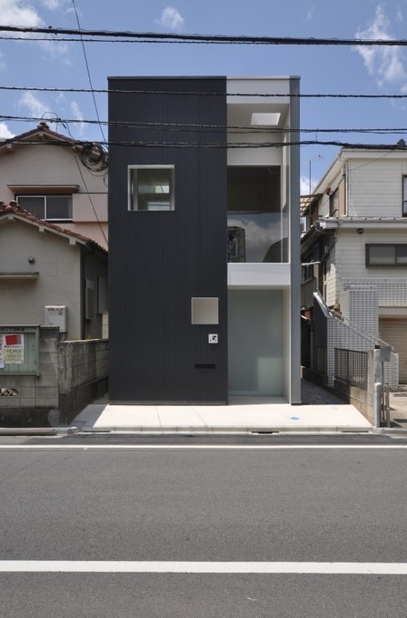 [Tokyo, Japan] LW House / Komada Architects' Office | The Architecture of the City | Scoop.it
