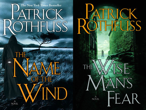 Need a great fantasy series? Then it's time to check out 'The Name of the Wind' - Entertainment Weekly (blog)   Entertainment   Scoop.it