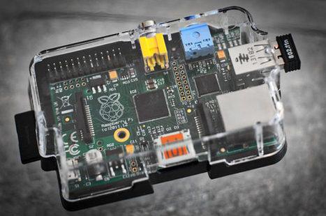 Raspberry Pi : un nouvel environnement graphique pour Raspbian | [OH]-NEWS | Scoop.it