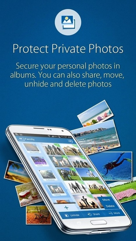 How to Lock or Hide Your Private Files, Pictures/Videos & Gallery Folders on Your Android Smartphone | How to Lock a Folder | Scoop.it