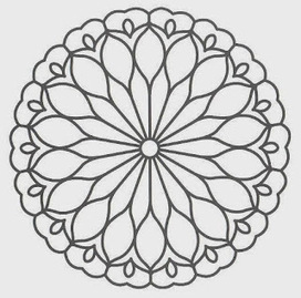 free printable mandala coloring pages | Printable coloring pages | Scoop.it