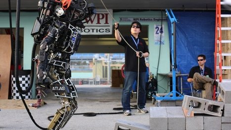 Experts weigh in on the coming robot takeover | Rage against the Machine | Scoop.it