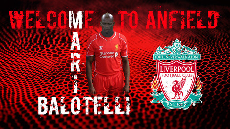 Mario Balotelli 2014 Liverpool FC Wallpaper | 9To5Gifs: Funny & Animated Gifs | Scoop.it