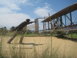 Wright Brothers National Memorial, located in Kill Devil Hills   Outer Banks Neighborhoods   Everything OBX   Scoop.it