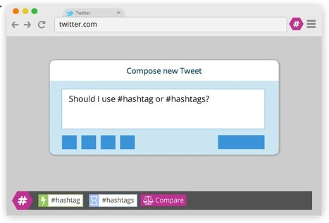 RiteTag: Find the best hashtags | Time to Learn | Scoop.it