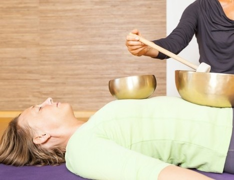 How Sound Therapy Heals Your Body And Mind - Reset.me | Paint it Light | Scoop.it
