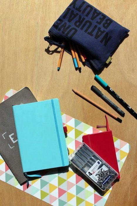 Un invincible été » Organiser son quotidien avec le Bullet Journal   Coaching et développement personnel   Scoop.it