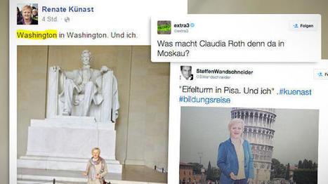 Nach Facebook-Blamage: So herzlich lacht das Web über Renate Künast | crossmedia | Scoop.it