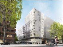 Le cabinet d'architecture Fabrice Dusapin réalisera l'îlot T7A2 - Batiactu | Francisco Muzard | Scoop.it