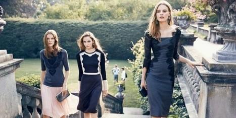 Lo stile sexy e chic della Holiday 2013 di Tory Burch   Moda Donna - sfilate.it   Scoop.it