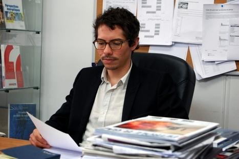 Gaz de schiste. Thomas Porcher, un économiste contre les lobbys - Paris Match | Nature et Vie | Scoop.it