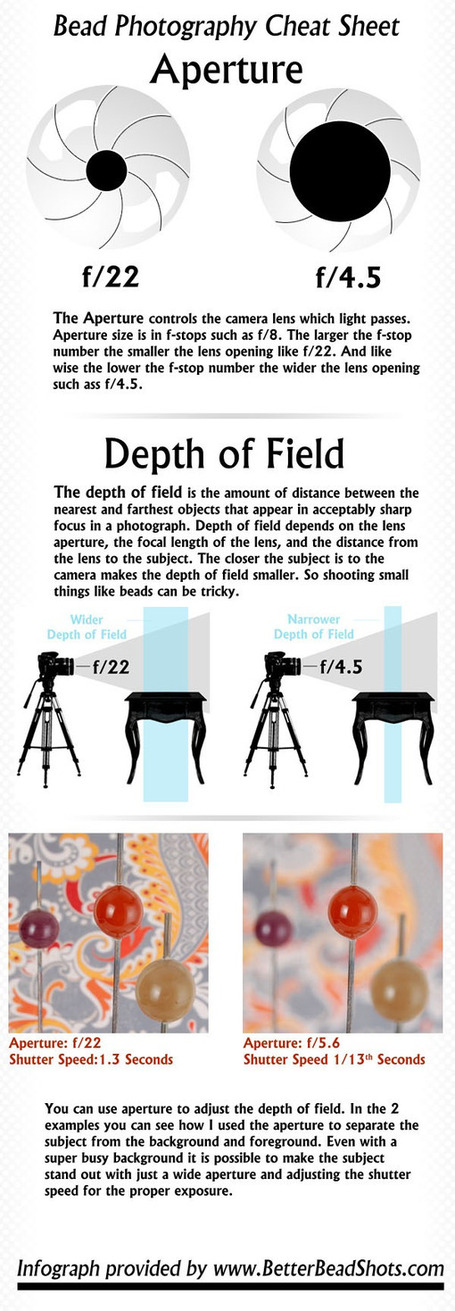 Five Photography Infographics to Fill Your Sunday - The Phoblographer (blog) | Multimedia Journalism | Scoop.it