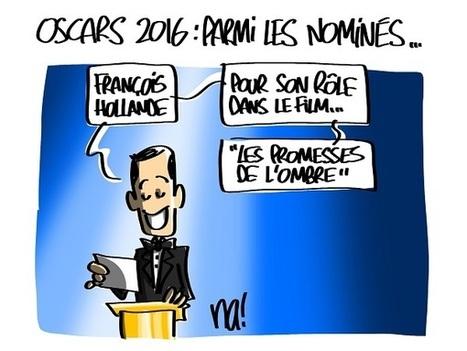 And the winner is... | Dessinateurs de presse | Scoop.it