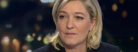 France 2: Marine le Pen demande l'annulation du débat avec Montebourg et Joly ce soir   Docu-Réalité   Scoop.it
