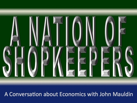 A Nation of Shopkeepers | The Economy: Past, Present and Future | Scoop.it