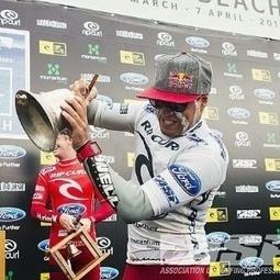 Mineirinho vence e é o 1º brasileiro a conquistar a etapa de surfe de Bells Beach | esportes | Scoop.it