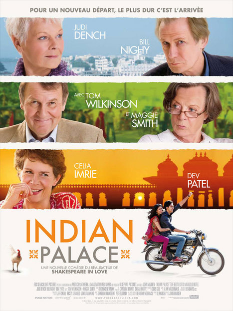 Indian Palace  | Géographie et cinéma | Scoop.it