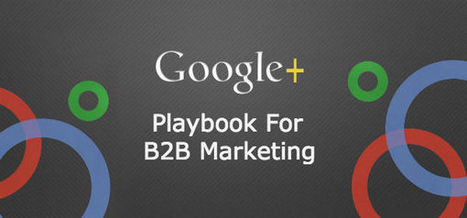 Google Playbook for B2B Marketers - Anders Pink | B2B Marketing | Scoop.it