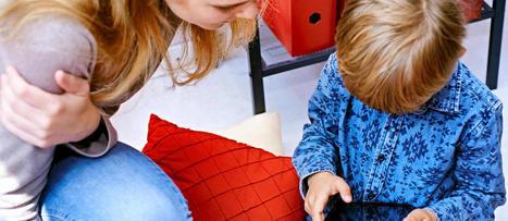 Téléphones portables, tablettes... :le cerveau des enfants en danger | Education et outils nomades | Scoop.it
