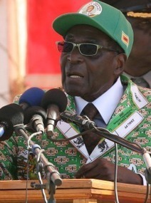 Mugabe rants: After whites, who - Ndebeles? - New Zimbabwe.com | NGOs in Human Rights, Peace and Development | Scoop.it